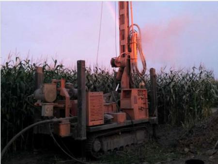 铁岭钻井公司哪家专业,黑河深水井施工