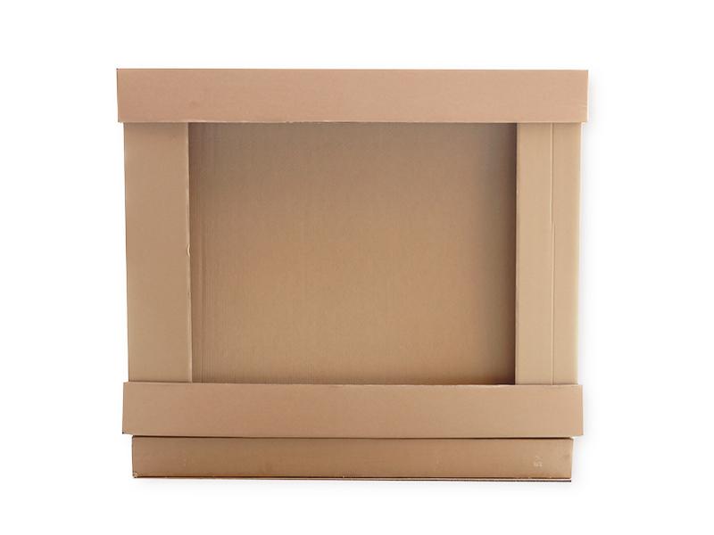 包裝卡通箱生產廠家|廣東高質量扣底紙盒