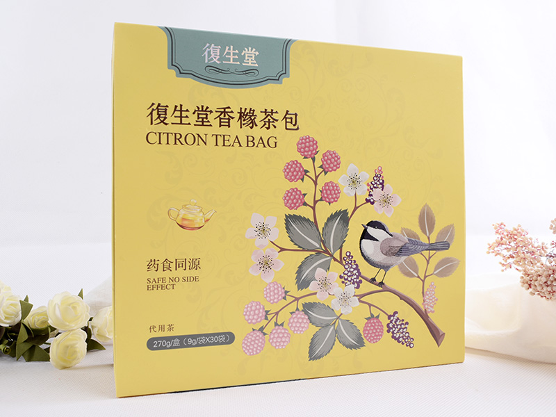 復生堂香橼茶包