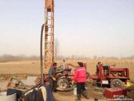钻井公司 地源热泵井多少钱一米
