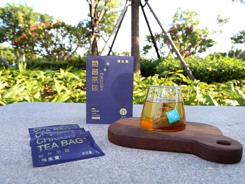 祛痛风茶专卖|福康仁爱实惠的復生堂菊苣茶包供应