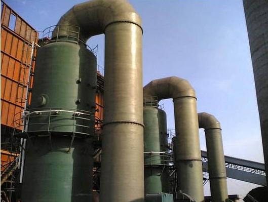 湖北锅炉脱硫塔生产厂家及价格、霆旗专业生产、促销中