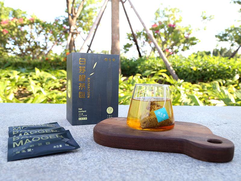 解酒茶饮厂商出售_福康仁爱实惠的復生堂白茅根茶包供应