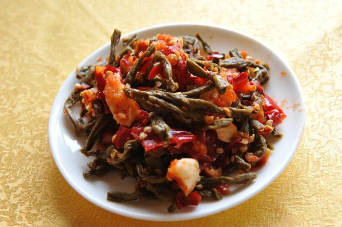 泡菜哥供应商推荐-热卖泡菜哥风味辣豇豆