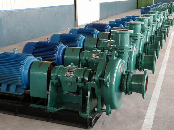 壓濾機入料泵供應商-好用的壓濾機泵中澳泵業供應