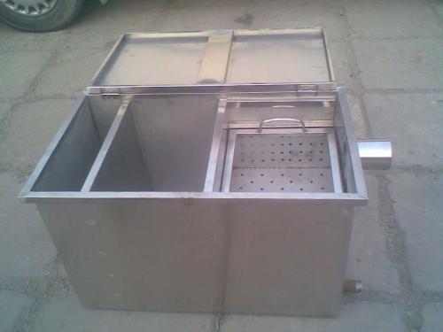 隔油池厂家-沈阳鸣威水泥高性价隔油池出售