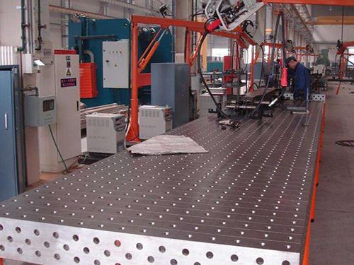 焊接工装夹具|选购价格公道的三维柔性平台就选泊头市鸿耀机械