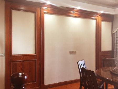 原木墻板市場價格-泉州哪里有供應口碑好的客廳埡口