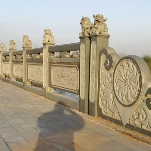 北京石雕栏杆生产厂家-保定石雕栏杆专业供应