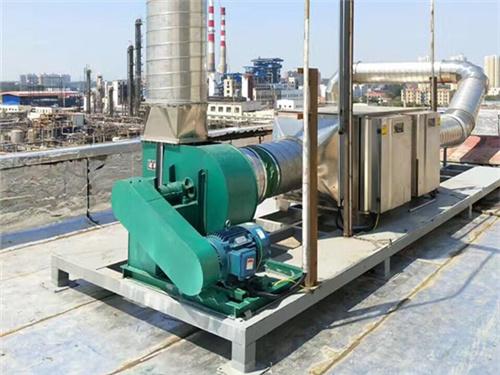 西安异味气体处理费用-供应陕西质量好的西安废气处理设备