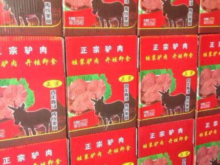坛装驴肉加盟-潍坊口碑好的坛装驴肉厂商