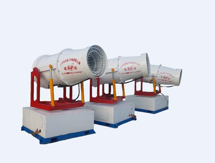 雾炮机生产厂家|宏发重工机械雾炮机提供商