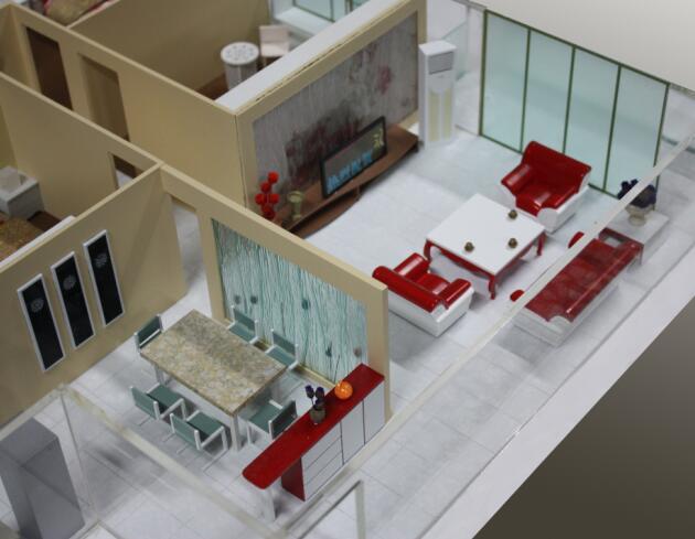 北海房地产模型制作-制作沙盘模型就找广西方兴建筑模型