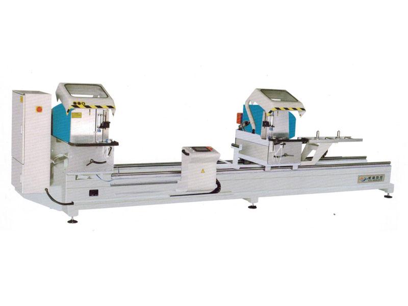 铝型材数控双头精密切割锯价格-威赫数控提供合格的铝型材数控双头精密切割锯