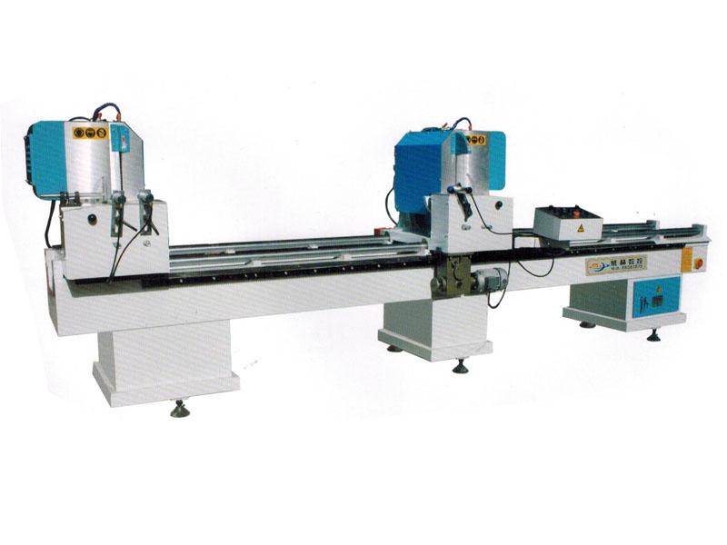 铝合金型材双头切割锯床价格-威赫数控提供具有口碑的铝合金型材双头切割锯床