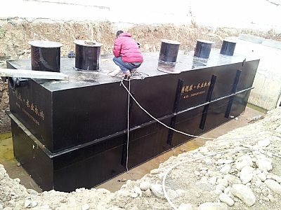 地埋式一體化污水處理設備價格-想買價位合理的吳忠污水處理設備,就來博銳派環保
