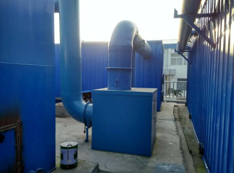 工业油雾治理公司-提供优良的固原废气处理