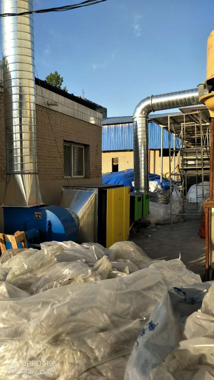 固原油烟净化设备厂家-博锐派环保提供优惠的固原废气处理设备