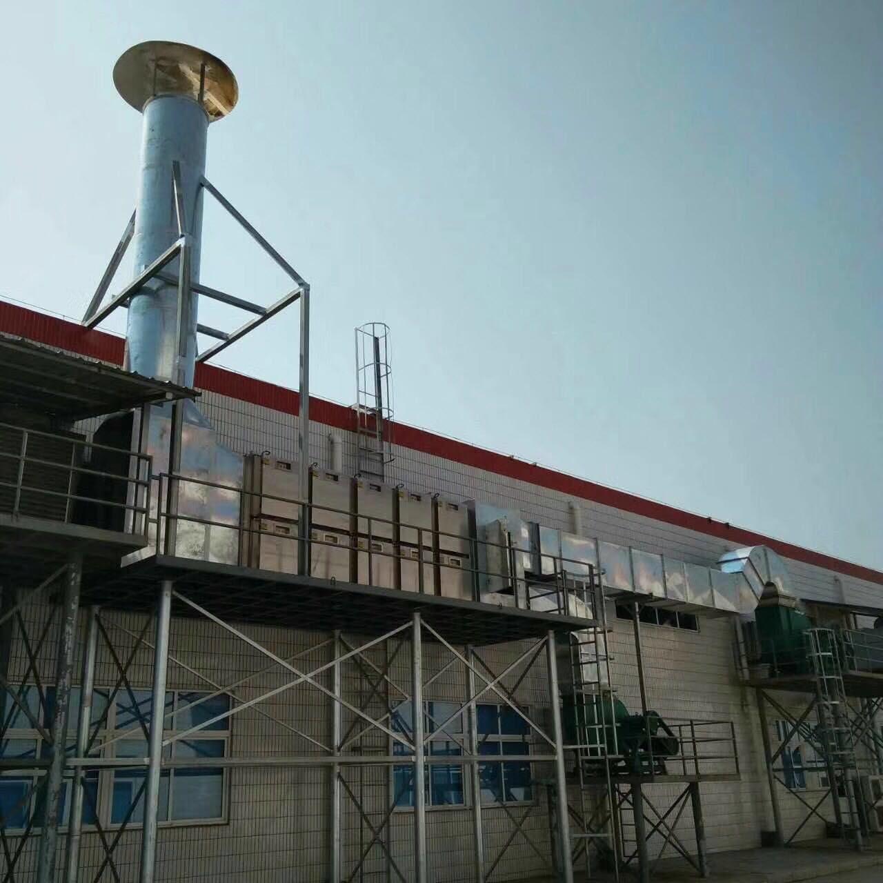 固原除臭塔公司-好用的固原废气处理设备供销
