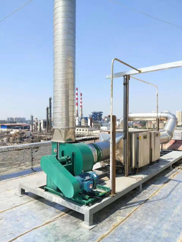 有毒有害气体治理厂家-博锐派环保供应具有口碑的中卫废气处理