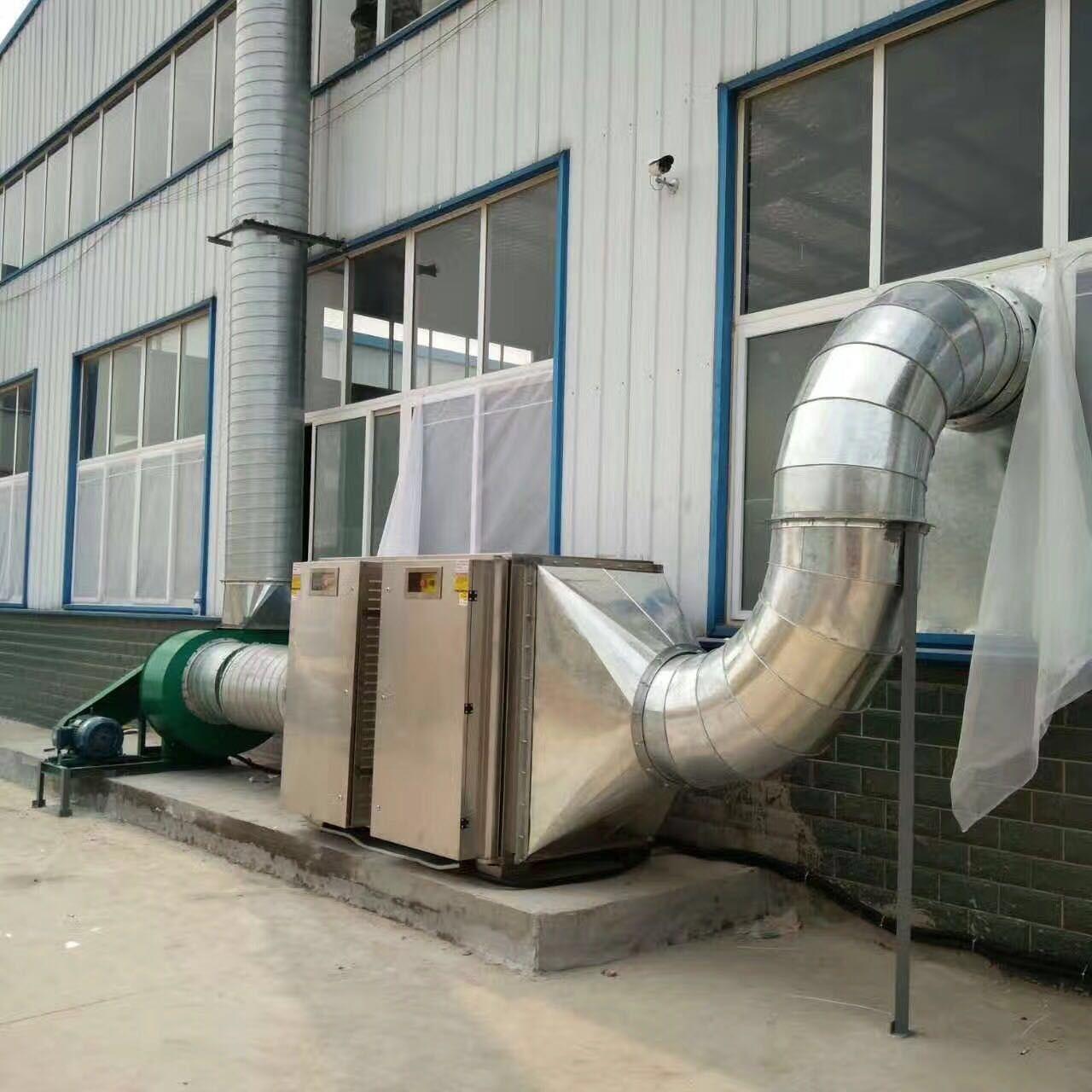 工业恶臭废气净化公司 博锐派环保专业提供中卫废气净化