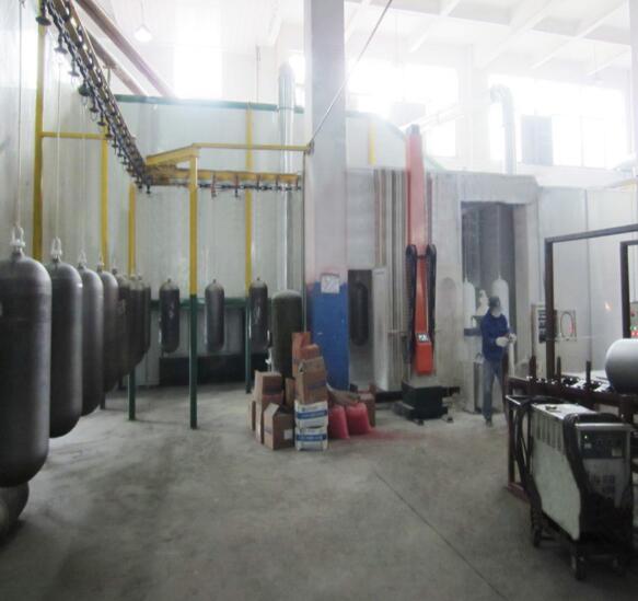 氣瓶噴涂固化烘干設備廠家供應-廠家浙江氣瓶噴涂及固化烘干設備