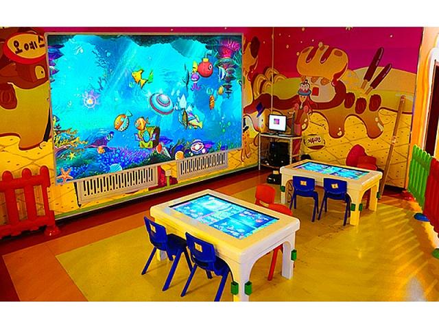 室内游乐设施|供应广州妙笔涂鸦