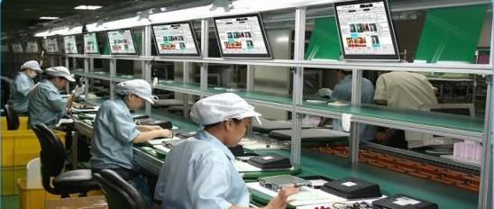 生产车间看板迷你小型电脑无纸化云桌面虚拟化解决方案