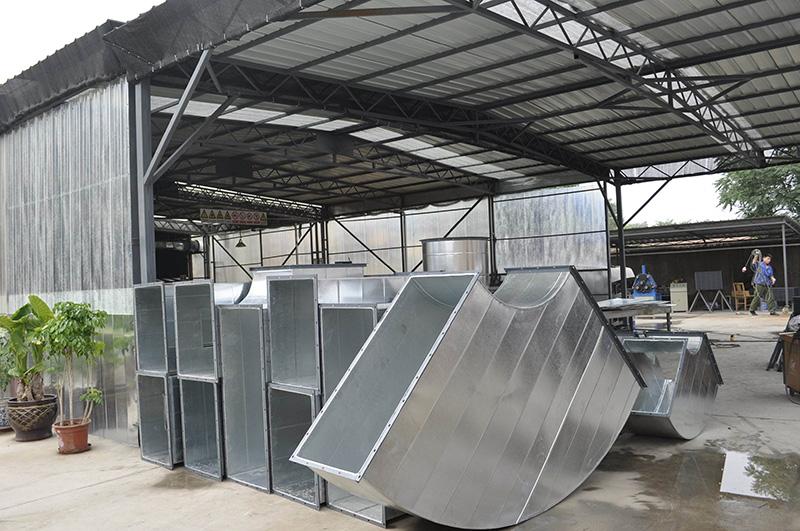 四平通風管道工程-供應遼寧價格合理的通道管道