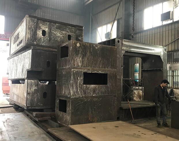 钢结构冷作加工-专业提供高质量的机架冷作加工