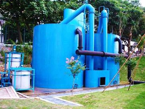 消毒设备-博锐派水处理提供品牌好的宝鸡污水处理设备