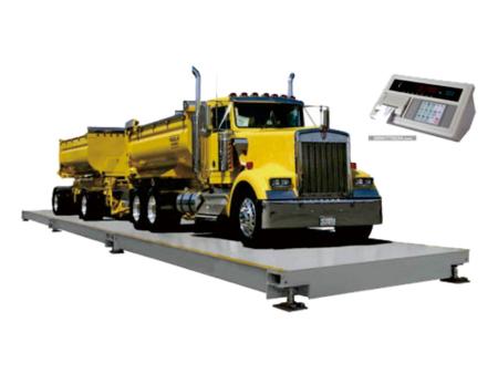 汽車衡稱重係統_價格優惠的電子汽車衡依托力稱重設備供應