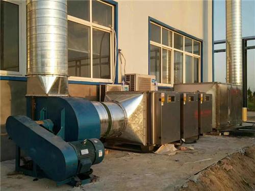 慶陽低溫等離子廢氣處理設備廠家-價位合理的慶陽廢氣處理設備供銷