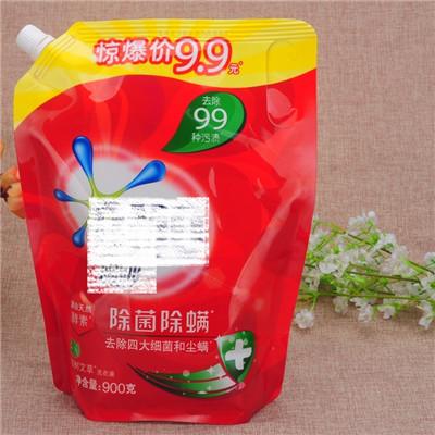 洗衣液包裝袋廠家【論實力贏了】洗衣液包裝袋-愛博利