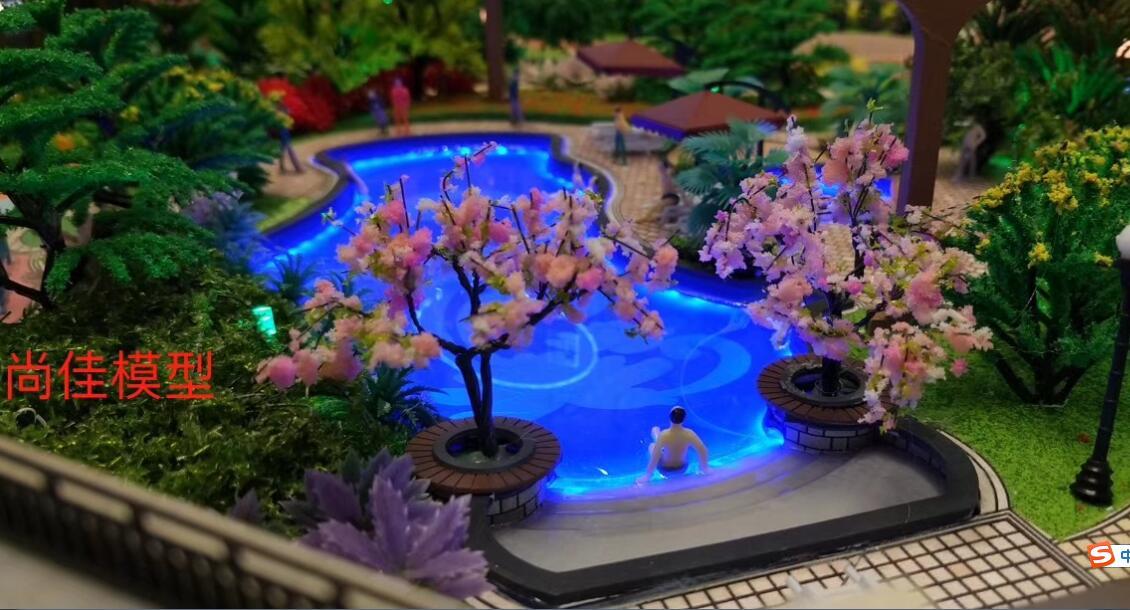沙盘模型制作,南宁建筑模型公司