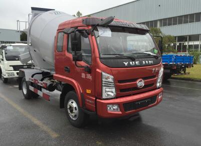 有品质的跃进5方凝土搅拌定西跃进5方凝土搅拌运输车武汉哪里有售-运输车