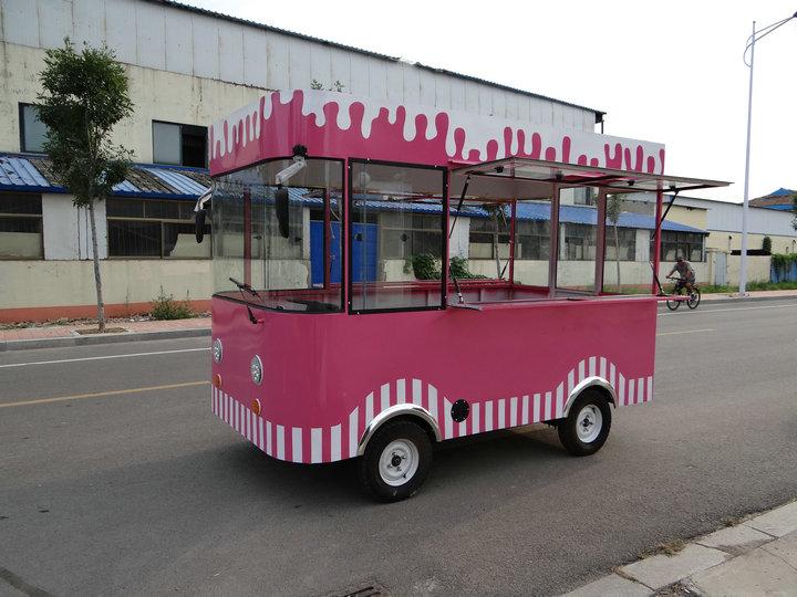 信誉好的街景餐车供应商_恒茂新能源,上海街景餐车价格