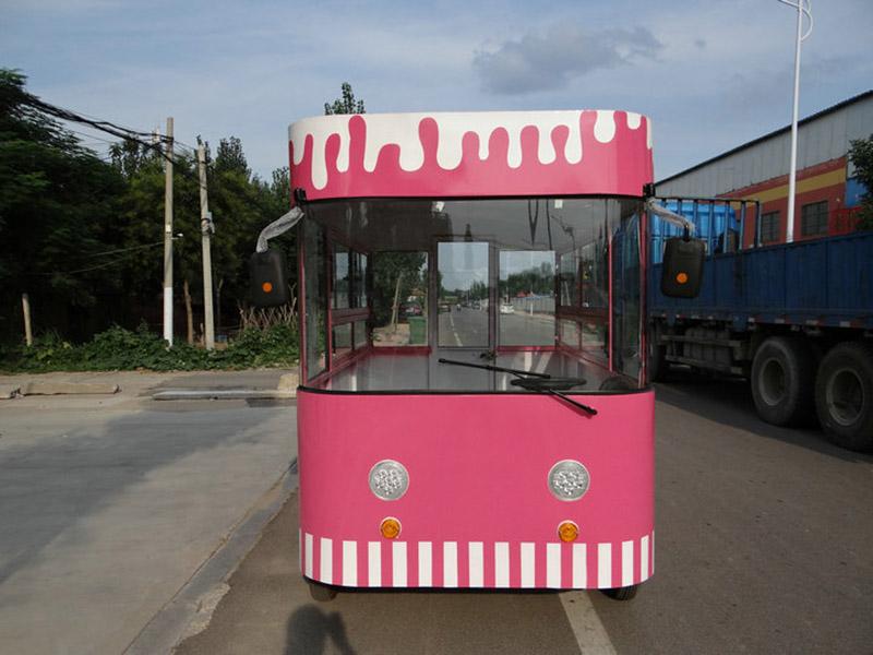 选购质量好的小吃车就选恒茂新能源-唐山餐车