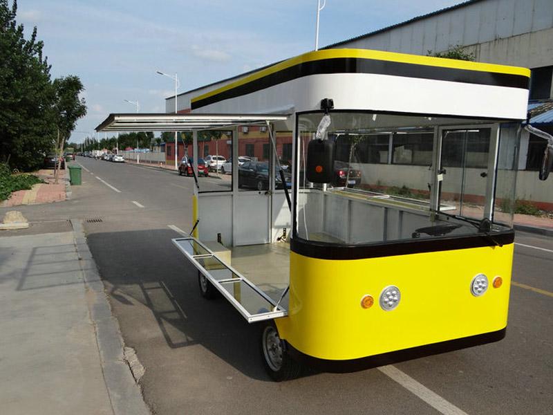 山東口碑好的餐車哪里有供應 餐車價格