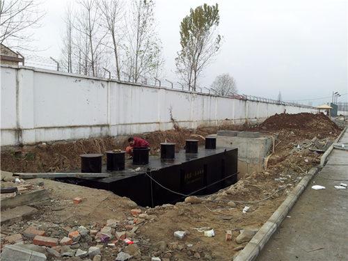 平凉工厂污水处理公司-西安信誉好的平凉污水处理公司是哪家
