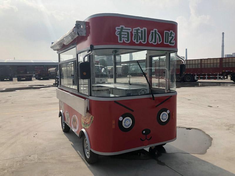 恒茂新能源好用的电动四轮餐车出售,广州电动四轮餐车