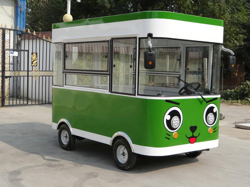 恒茂新能源提供品牌好的街景餐车|街景餐车价格