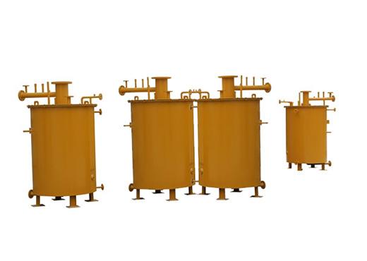 江蘇眾眾熱能科技提供專業的液氨蒸發器-新品液氨蒸發器