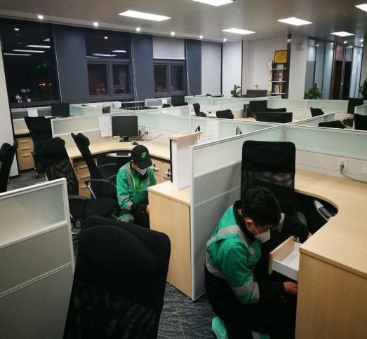 办公室甲醛治理服务项目