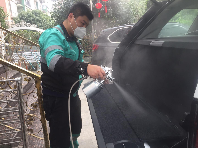 甲醛检测哪家公司好|武汉哪里有提供车内除甲醛
