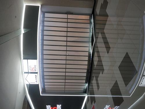 西安水晶推拉门报价-腾硕建材专业生产供应西安水晶门