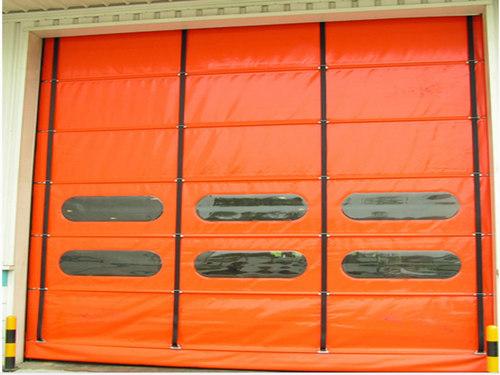 西安PVC快速卷帘门生产厂家_买西安卷帘门就来腾硕门业