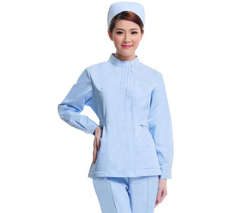 榆林护士服装_陕西信誉好的陕西医院工作服公司