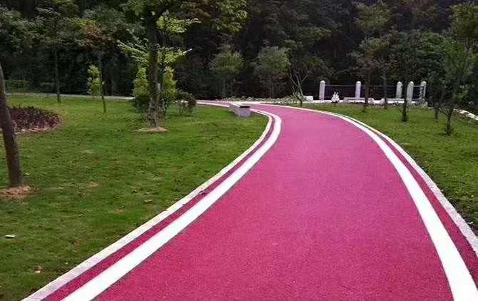 彩色透水地坪工程_哪儿有卖品质高的彩色透水地坪