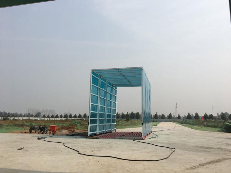 黑龙江工地洗轮机-临沂哪里有售卖工地洗车机